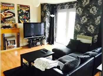 EasyRoommate UK - Unfurnished Double Room | Modern Flat | Bills Inc. - Bushbury, Wolverhampton - £300 pcm
