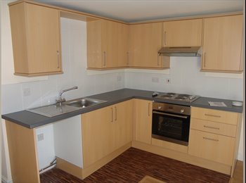 EasyRoommate UK - Amazing 2 bed ground flat in Hermit Street - Lincoln, Lincoln - £525 pcm