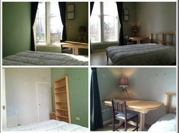 EasyRoommate UK - Spacious flat on Glasgow Green - Bridgeton, Glasgow - £490 pcm