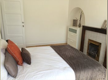Newly Refurbed Room - Close to Grove Park Station