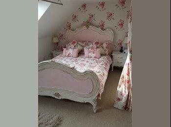 EasyRoommate UK - Double ensuite large room near hospital - Abington, Northampton - £500 pcm