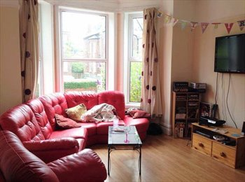 EasyRoommate UK - 2 x Double rooms in lovely West Didsbury house - Didsbury, Manchester - £475 pcm
