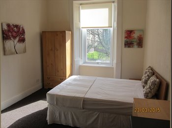 EasyRoommate UK - Independent living at budget price, easy to c/c - Battlefield, Glasgow - £385 pcm