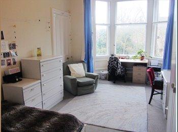 EasyRoommate UK - Spacious Double Bedroom by the Meadows - Edinburgh Centre, Edinburgh - £415 pcm
