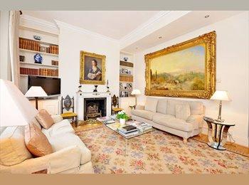 EasyRoommate UK - 2 bed room to rent. - Bloomsbury, London - £750 pcm