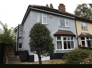 EasyRoommate UK - Double Room, Bills inc and off Road Parking! - Beeston, Nottingham - £400 pcm