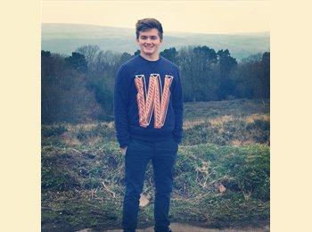 EasyRoommate UK - William  - 19 - South Somerset