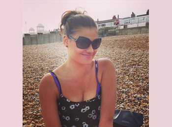 EasyRoommate UK - Jadene - 28 - Brighton and Hove