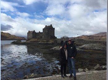 EasyRoommate UK - Andrew & Nadine  - 26 - Edinburgh