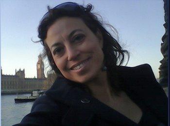 EasyRoommate UK - Angela  - 43 - London