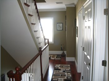 EasyRoommate US - Room in Townhouse w/ Private Roofdeck and Cent A/C - Dorchester, Boston - $900 pcm