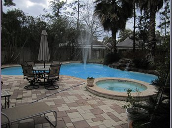 EasyRoommate US - Nice private room and bath in Cypress - FM 1960 Area, Houston - $700 pcm