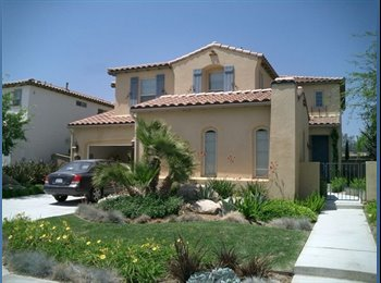EasyRoommate US - ROOM FOR RENT/SHARE A 2700 sq ft HOUSE - Escondido, San Diego - $1,000 pcm