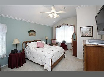 EasyRoommate US - A bedroom, office room and a shared bath in Sachse/Garland area - Garland, Dallas - $500 pcm