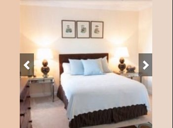 Upscale area beautiful apartment home room for rent