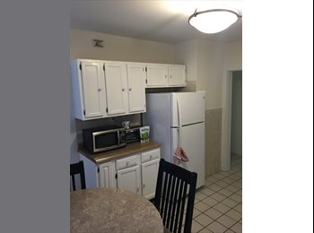 Searching for a Roommate