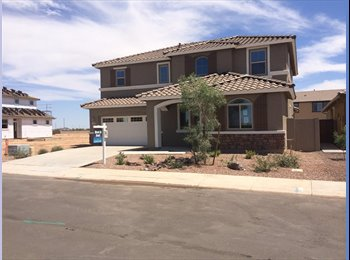 EasyRoommate US - Rooms available in a house in a new comunity - Gilbert, Phoenix - $599 pcm