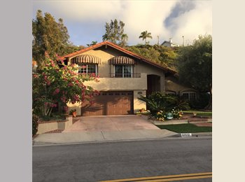 EasyRoommate US - Serene Home Nestled in Bluffs above D. P. Harbor - San Juan Capistrano, Orange County - $900 pcm