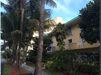 EasyRoommate US - Island Paradise 10 minutes from downtown Miami - Brickell Avenue, Miami - $1,200 pcm