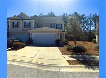 EasyRoommate US - Townhome-Fairways At Wild Wing - Myrtle Beach, Other-South Carolina - $1,500 pcm