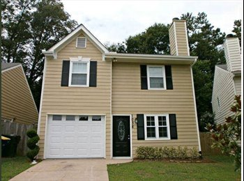 EasyRoommate US - 2 Rooms Coming for Rent in Kennesaw!!! - Kennesaw / Acworth, Atlanta - $375 pcm