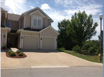 WDM Townhome - Great Location & Finished Walkout