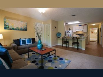 EasyRoommate US - Beautiful furnished sublet for a great price! - Panama City, Tallahassee - $509 pcm