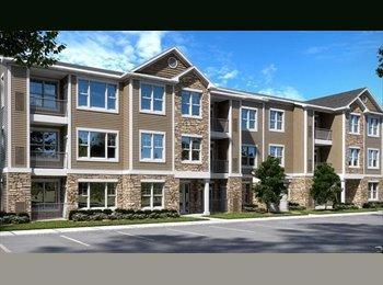 EasyRoommate US - Looking for someone to share 2 BR 2 Bath lux apt. - Parsippany-Troy Hills, North Jersey - $1,100 pcm