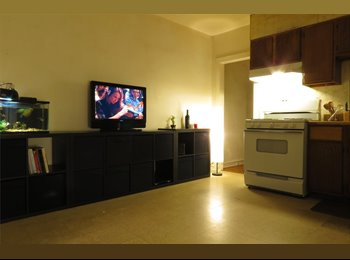 Fully Furnished - Spacious Room