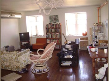 Room in large apt center city