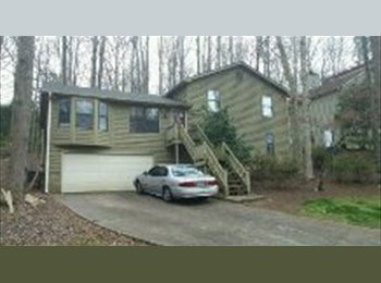 EasyRoommate US - Looking for a 3rd roommate! - Marietta, Atlanta - $400 pcm