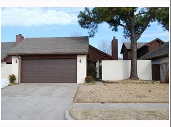 EasyRoommate US - beautiful home in West Norman with room to rent - Norman, Norman - $700 pcm