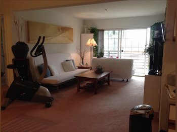 EasyRoommate US - Lovely Spacious Apartment - Burlington, Burlington - $600 pcm