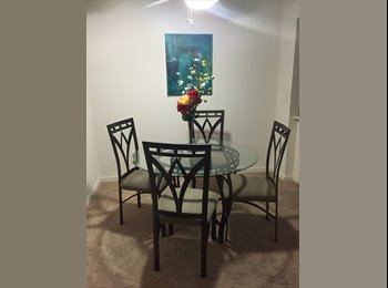 EasyRoommate US - Single Room w/shared bath - Costa Mesa, Orange County - $600 pcm
