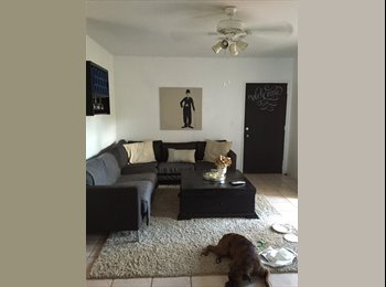 EasyRoommate US - Coral gables roommate wanted - West Miami, Miami - $900 pcm