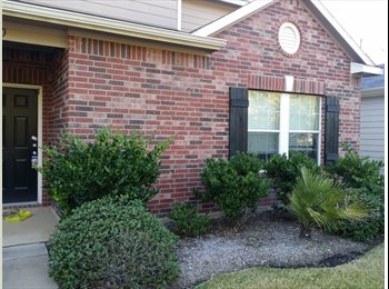 EasyRoommate US - 1 or 2 rooms to rent - The Woodlands / Spring, Houston - $600 pcm