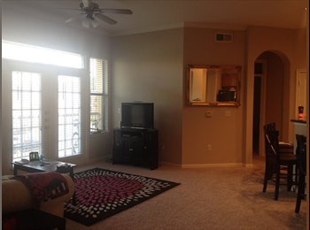 EasyRoommate US - Heights, 1/2 appartment own room and bath - Washington Ave-Memorial Park, Houston - $1,000 pcm