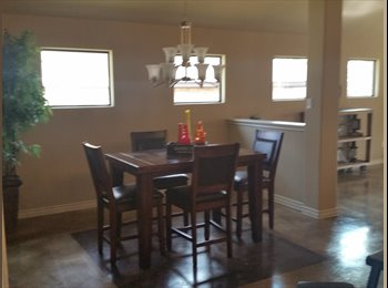 EasyRoommate US - Newly Build Home with Rooms for rent - Killeen, Killeen - $700 pcm