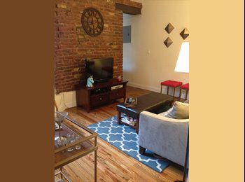 EasyRoommate US - female roommate wanted for greenwich village apt - Greenwich Village, New York City - $1,925 pcm