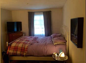 EasyRoommate US - 8/1 $840 HEATED room with private bath in Quincy - Quincy, Other-Massachusetts - $840 pcm