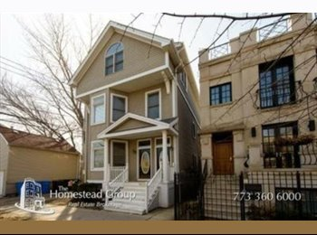 EasyRoommate US - Seeking a fun, laid-back roommate for July 1st - Lakeview, Chicago - $850 pcm