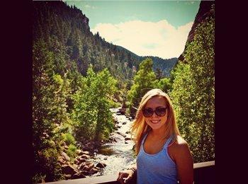 EasyRoommate US - Katie - 23 - Fort Collins