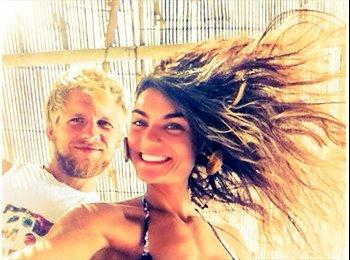EasyRoommate US - Paula and Matt - 28 - San Diego