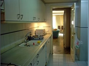 Big flat of 6 rooms with terrace of 300 m/2