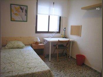 Dos habitaciones para chicas en Benimaclet!