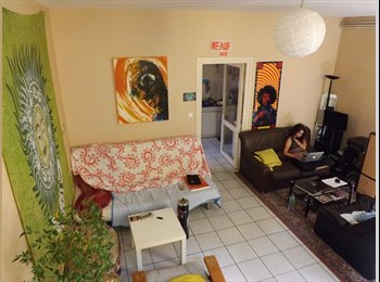 Chambre dans colocation rue Leynaud