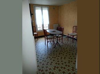 Appartager FR - LOUE 2 CHAMBRES EN COLOCATION - Saint-Pierre-des-Corps, Tours - 310 € / Mois
