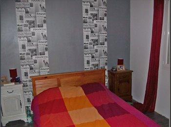 Appartager FR - loue 2 chambres dans maison neuve chez l'habitant - Soucieu-en-Jarrest, Soucieu-en-Jarrest - 390 € / Mois