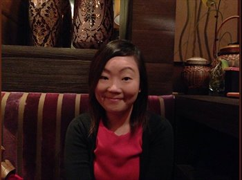 EasyRoommate SG - Isabelle - 31 - Singapore