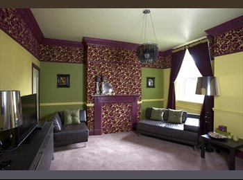 EasyRoommate UK - Nice comfy double in a great Harrogate house - Harrogate, Harrogate - £450 pcm
